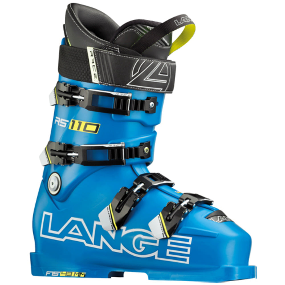 [LANGE] 15/16 LANGE BOOTS RS 110 WIDE POWER BLUE  랑게 스키 부츠