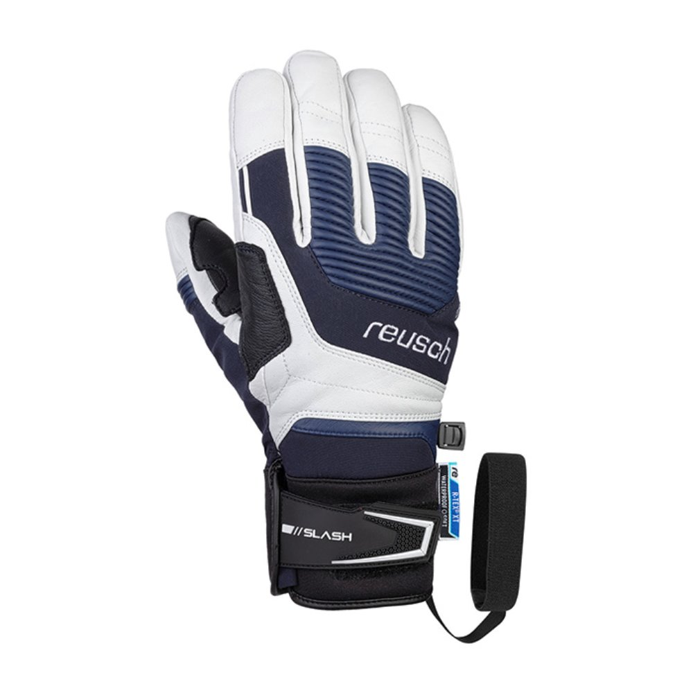 [REUSCH] 19/20 slash R-TEXⓡ XT dress blue/white  로이쉬 스키 장갑