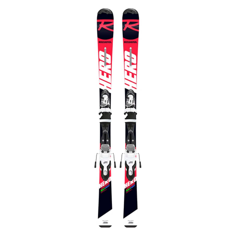 [ROSSIGNOL] 19/20 HERO JR (XPRESS JR) + XPRESS JR 7 B83 (BLACK/WHITE) 로시뇰 주니어 어린이 스키