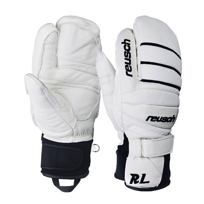 [REUSCH] 19/20 relation lobster white/black 로이쉬 스키 장갑