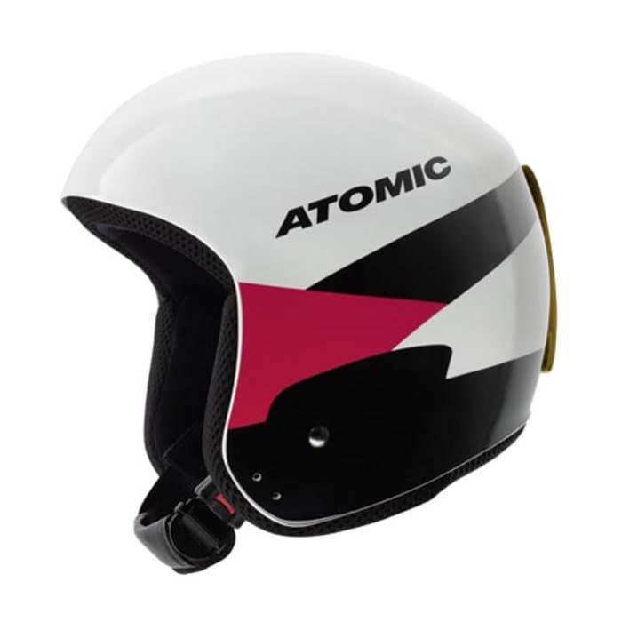 [ATOMIC] 16/17 REDSTER REPLICA WHITE 아토믹 스키 헬멧