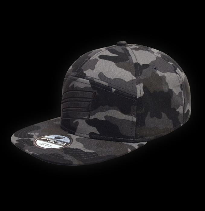 [ENERGIAFURA] 17/18 PLOSE camouflage gray 에너지아푸라 스냅백