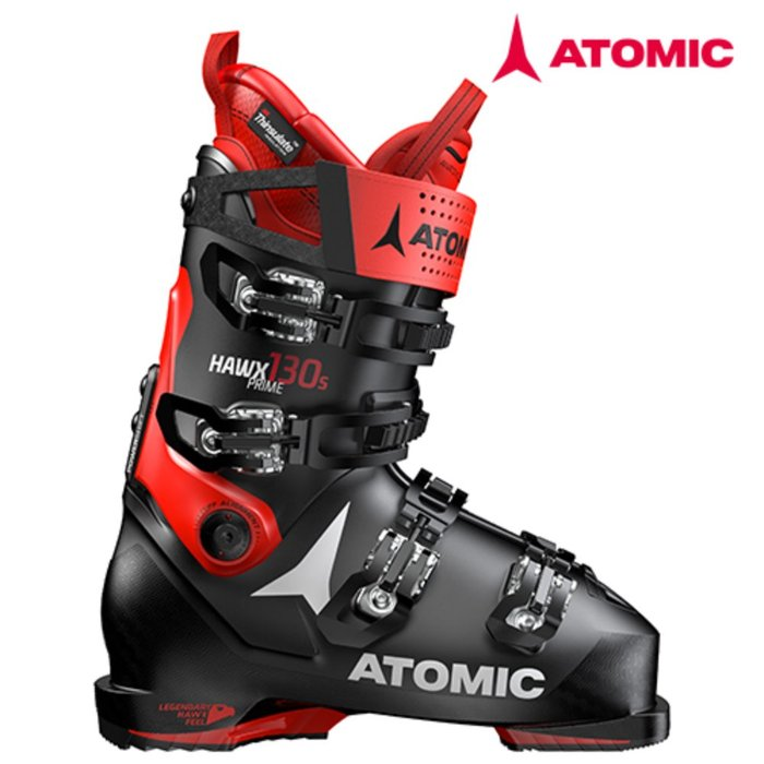[ATOMIC] 18/19 HAWX PRIME 130 S Bk/Re 아토믹 스키 부츠