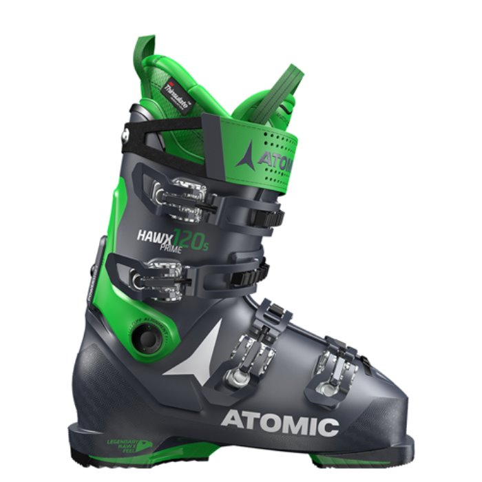 [ATOMIC] 19/20 HAWX PRIME 120 S (Dark blue / Green) 아토믹 스키 부츠