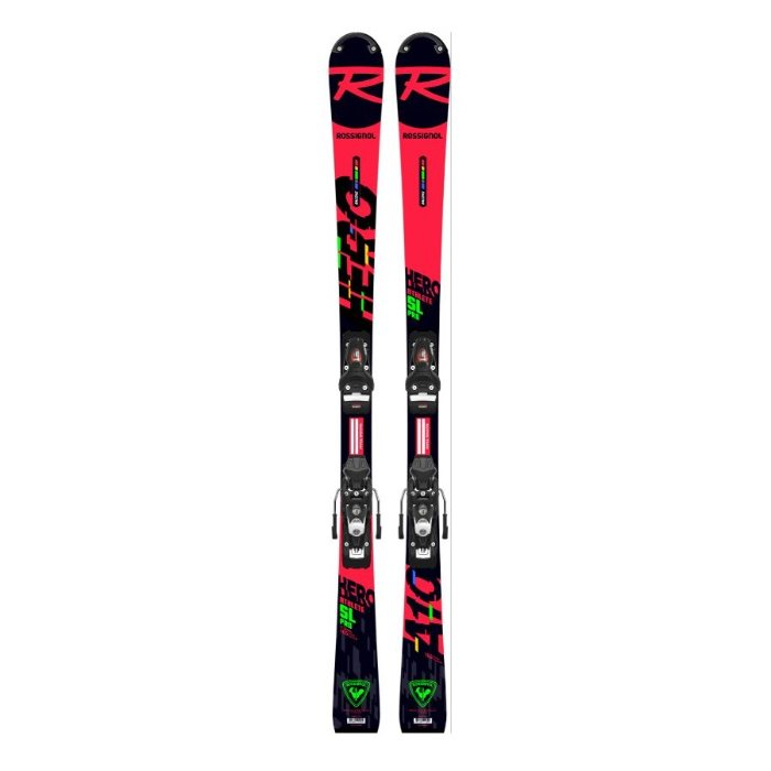 [ROSSIGNOL] 20/21 HERO ATHLETE SL (R21 PRO)  + SPX 10 GW B73 BLACK ICON 로시뇰 주니어 레이싱 회전 스키